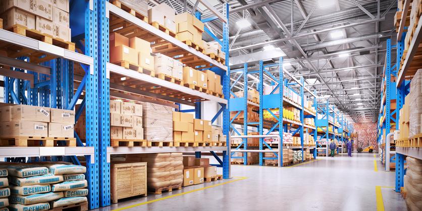 物流倉庫内の業務をスムーズに。マテハン機器を導入するメリットを解説します